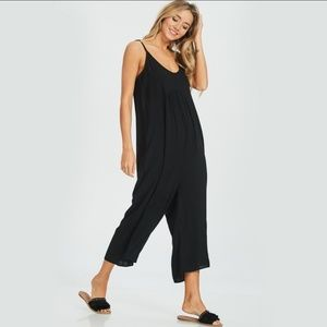 Pants - Rutched Tank Jumpsuit